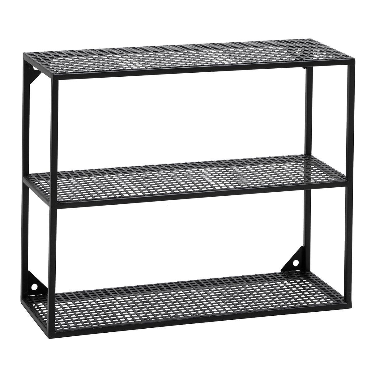 etagere grillage metallique yn69 jornalagora. Black Bedroom Furniture Sets. Home Design Ideas