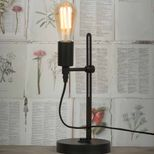Lampe ajustable en métal noir Seattle It´s about RoMi