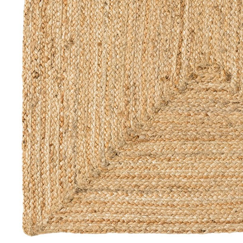 tapis de couloir en jute 70 x 240 cm bloomingville decoclico. Black Bedroom Furniture Sets. Home Design Ideas