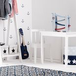 Chaise enfant en pin Line Kid´s Concept