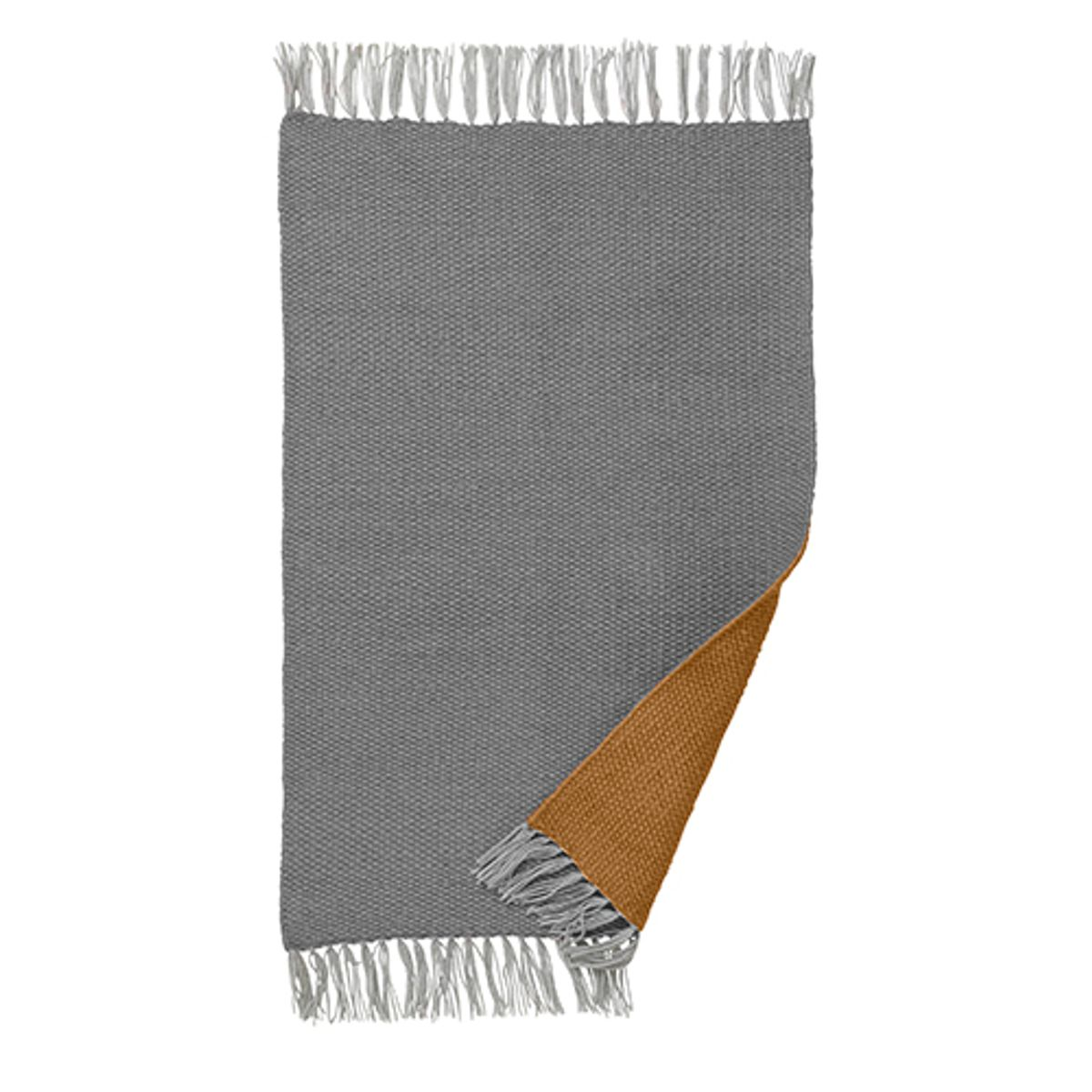 Tapis en polyester recyclé Curry Nomad Ferm Living
