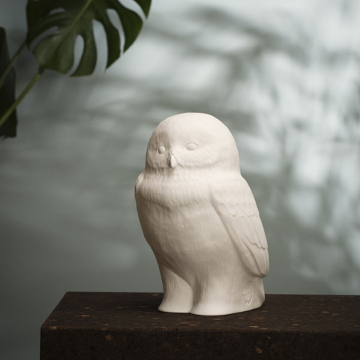 Lampe / veilleuse Hibou en vinyle Goodnight Light - Blanc