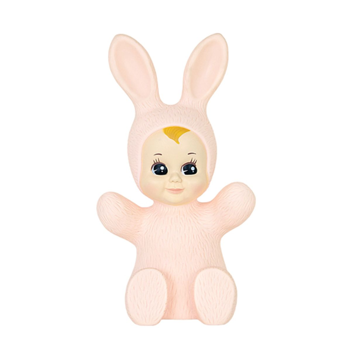 Lampe / veilleuse Bunny en vinyle Goodnight Light - Rose pastel