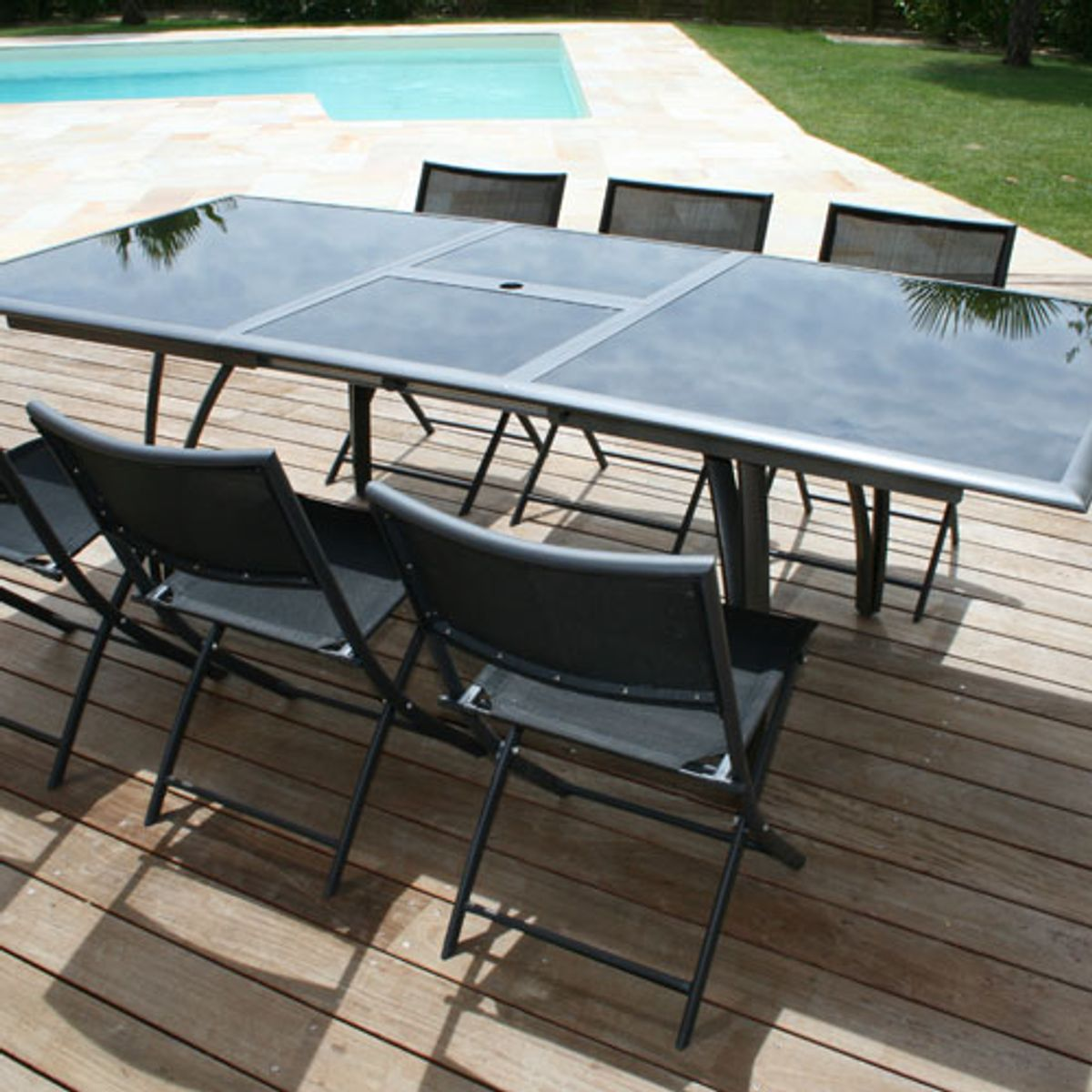 Emejing Comment Nettoyer Une Table De Jardin En Aluminium Ideas ...